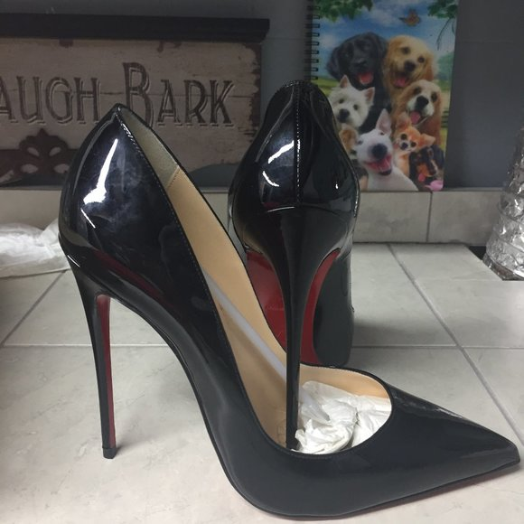 Crhistian Louboutin Shoes Crhistian Louboutin So Kate 45